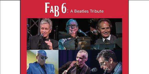 Fab6 Beatles Tribute Concert
