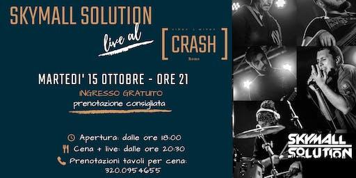 Skymall Solution live al Crash Roma