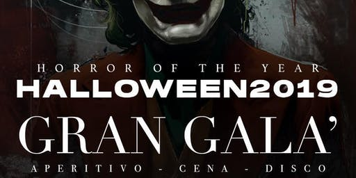 Halloween 2019 Milano Cafe