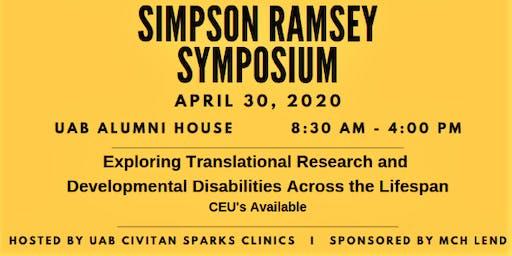 2020 Simpson Ramsey Symposium