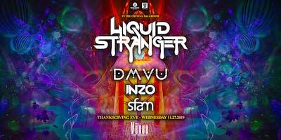 Liquid Stranger / Thanksgiving Eve