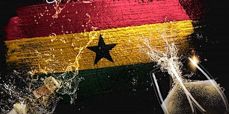 P.A.R. Ghana New Year's Eve Celebration tickets