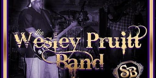 Wesley Pruitt Jr. Band LIVE at the Oasis Bar and Grill
