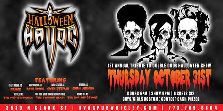 Halloween Havoc tickets