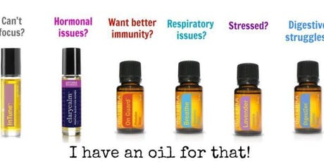 Copy of Introduction to Essential Oils (Coalburn) tickets