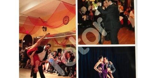 Advanced Tango class 7:30pm  - Join us and get your first 2 Classes for free! (2019-11-14 starts at 7:30 PM)
