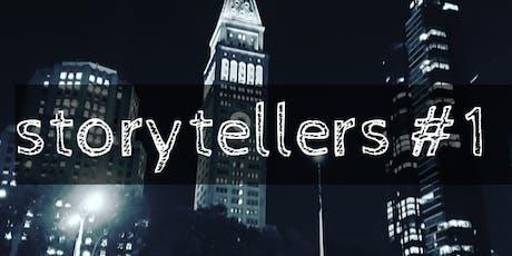 FILM LOFT | NY presents STORYTELLERS NIGHT #1 tickets