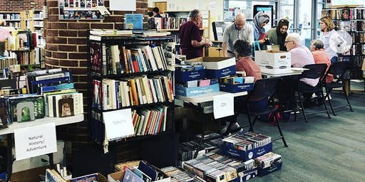 Duncan Library Used Book Sale