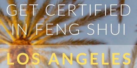 Feng Shui Certification Course entradas