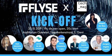 FLYSE X Techmag tickets