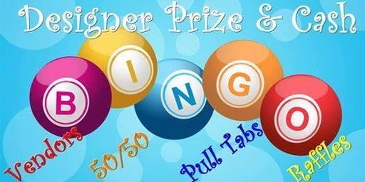 Designer Prize and Cash Bingo