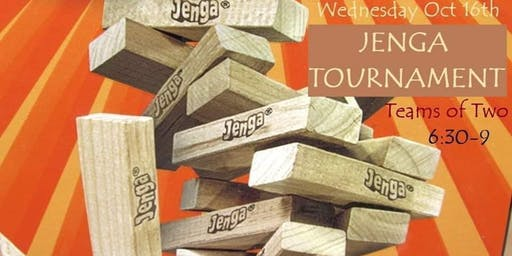 Beer and Blocks ~ Wednesday Game Night FREE