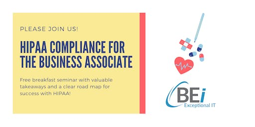 HIPAA Compliance for the Business Associate