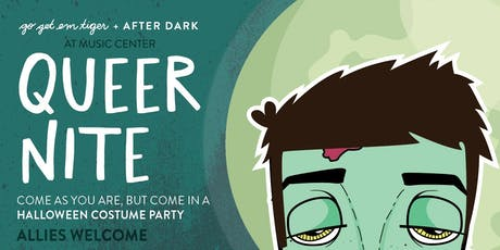 GGET x After Dark Presents: October Queer Nite tickets