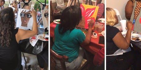 Fridaze Sip & Paint tickets