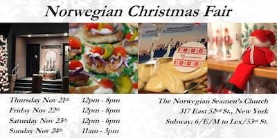 event image Norwegian Christmas Fair