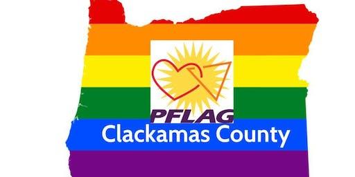 PFLAG Clackamas County October Meeting