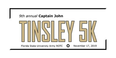 9th Annual Captain John Tinsley Memorial 5K - 2019