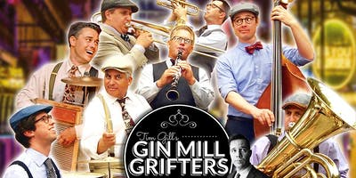 Gin Mill Grifters at Jazzville Palm Springs