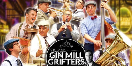 Gin Mill Grifters at Jazzville Palm Springs tickets