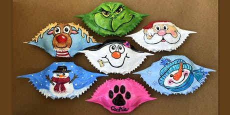 Special Olympics Polar Bear Plunge Crab Shell painting FUNdraiser tickets