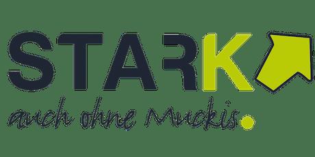 Stark auch ohne Muckis - Das Kinder-Starkmach-Training Tickets