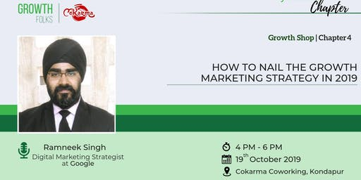 Growth Marketing Strategies in 2019   GrowthShop Chapter 4