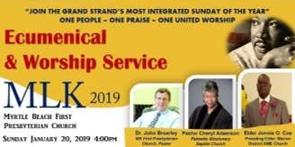 2020 MLK Worship & Unity Service
