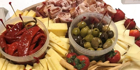 Sip & Savor: Holiday Wine and Cheese tickets
