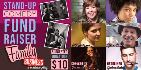 PIZZA PARTY FUNDRAISER COMEDY SHOW! tickets