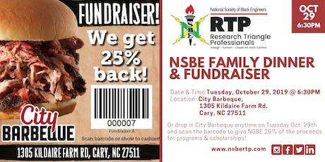 NSBE Family Dinner & Fundraiser tickets