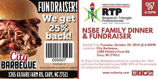 NSBE Family Dinner & Fundraiser