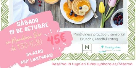 MindfulBrunch Mandioca entradas