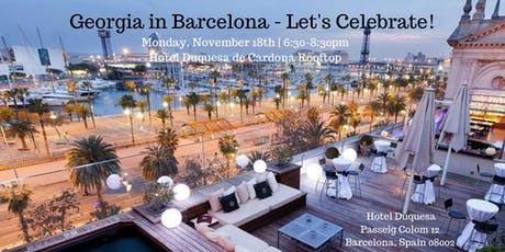 Georgia Welcome Reception | Smart City Expo WC | Barcelona tickets