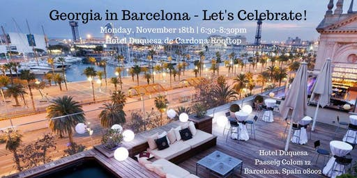 Georgia Welcome Reception | Smart City Expo WC | Barcelona