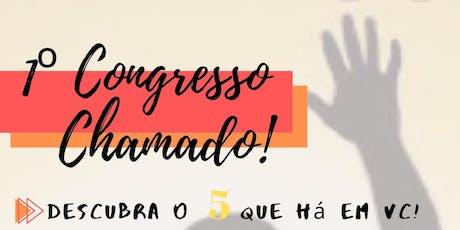 Congresso - Chamado ingressos