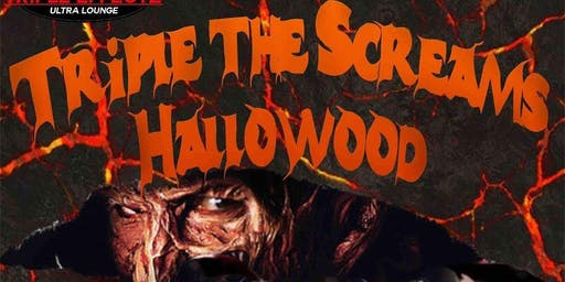 Triple The Screamz Halloween/Costume Party