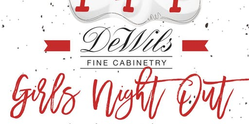 DeWils Design Center 5th Annual Girls Night Out