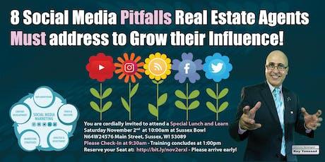 The Pitfalls of Social Media in Real Estate tickets