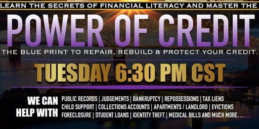 Maria D. Power of Credit 10-15-19
