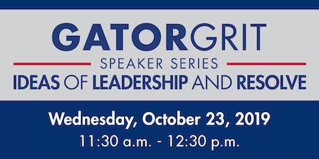 UHD Gator Grit Speaker Series featuring Henry Cisneros  tickets