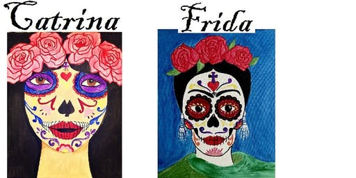 Catrina Paint Party Mexicanita