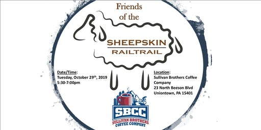Friends of the Sheepskin Trail Meeting -- October 2019