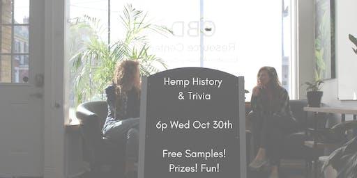 Hemp History & Trivia