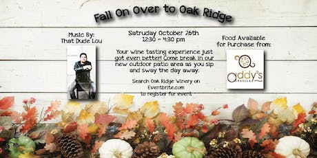 Fall Celebration  & Patio Grand Opening tickets