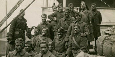 """Over There, Over There: African Americans from Lancaster County in World War I"" presented by Dr. Leroy E. Hopkins"