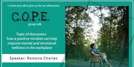 COPE: an afternoon presentation on positivity
