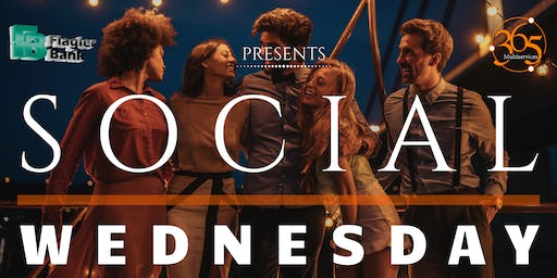 Social Wednesday: Networking