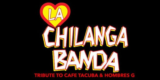 CAFE TACUBA y HOMBRES G TRIBUTE SHOW