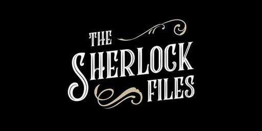 Solve the Case - The Sherlock Files